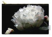 Portrait Of A Peony Carry-all Pouch