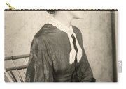Portrait Of A Woman, C1895 Carry-all Pouch