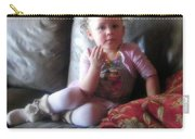 Portrait Of Amaya Carry-all Pouch