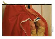 Elk Foot Of The Taos Tribe Carry-all Pouch
