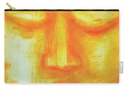 Portrait Of Buddha Carry-all Pouch