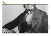 Portrait Of Charles Darwin Carry-all Pouch by English Photographer