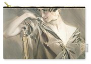 Portrait Of Cleo De Merode Carry-all Pouch