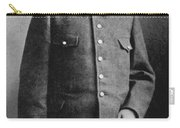 Portrait Of Djemal Pasha Carry-all Pouch
