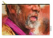 Portrait Of Dr. Luv - Painting Carry-all Pouch