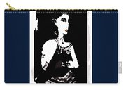 Portrait Of Drina Carry-all Pouch