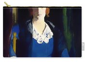 Portrait Of Florence Pierce Carry-all Pouch