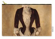 Portrait Of Isabella Reisser Carry-all Pouch
