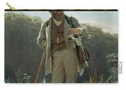 Portrait Of Ivan Ivanovich Shishkin Carry-all Pouch