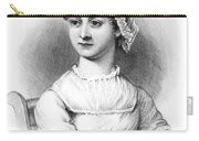 Portrait Of Jane Austen Carry-all Pouch by English School