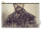 Portrait Of Jaume Carner Carry-all Pouch