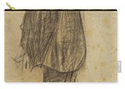 Portrait Of Joan Gay  Carry-all Pouch