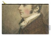 Portrait Of John Constable Aged Twenty Carry-all Pouch