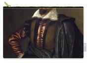 Portrait Of Kaspar Scioppius Carry-all Pouch