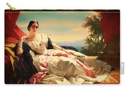 Portrait Of Leonilla Carry-all Pouch