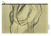 Portrait Of Ludovic Halevy Carry-all Pouch