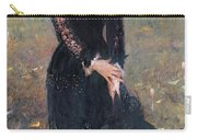 Portrait Of Madame Edouard Pailleron Carry-all Pouch