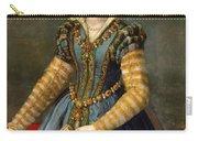 Portrait Of Maria De Medici Or Eleonora Di Garzia Di Toledo Carry-all Pouch