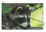 Portrait Of Mischief Carry-all Pouch