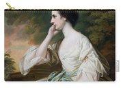 Portrait Of Miss Anne Dutton Carry-all Pouch