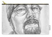 Portrait Of My Husband Carry-all Pouch