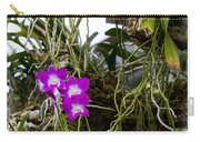 Portrait Of Orchids Carry-all Pouch
