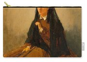 Portrait Of Pauline 1867 Carry-all Pouch