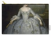 Portrait Of Sarah Eleanore Fairmore Carry-all Pouch