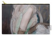 Portrait Of The Countess De Leusse Carry-all Pouch