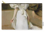 Portrait Of The Countess Of Clary Aldringen Carry-all Pouch by John Singer Sargent
