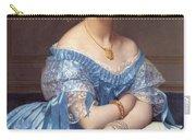 Portrait Of The Princesse De Broglie Carry-all Pouch
