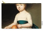 Portrait Of Thomas Allason Carry-all Pouch