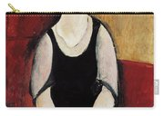 Portrait Of Thora Klinchlowstrom Carry-all Pouch