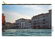 Portrait Of Venice Carry-all Pouch