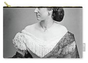 Portrait Woman, C1865 Carry-all Pouch