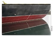 Portside Stern Water Line Queen Mary Ocean Liner Long Beach Ca Carry-all Pouch