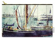 Portsmouth Harbour Boats Carry-all Pouch