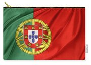 Portuguese Flag Carry-all Pouch