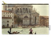 Postcard From Venice Carry-all Pouch