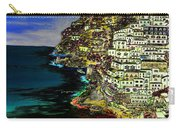 Positano At Night Carry-all Pouch