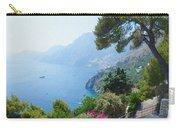 Positano Italy Amalfi Coast Delight Carry-all Pouch