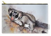 Possum Cute Sugar Glider Carry-all Pouch