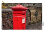 Post Box Carry-all Pouch