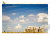 Post Hospital Ruins Fort Laramie Carry-all Pouch