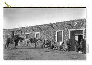 Post Office In Ganado, Arizona Carry-all Pouch