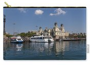 Postcard From Barcelona Carry-all Pouch