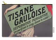 Poster Advertising Tisane Gauloise Carry-all Pouch