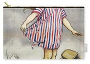 Poster Banque De Paris Carry-all Pouch
