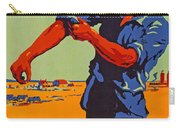 Poster Promoting Emigration To Canada Carry-all Pouch