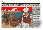 Poster Sardines, 1899 Carry-all Pouch